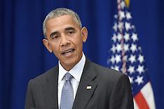 NYC: President Barack Obama Remarks On New York Bombing, 17 September 2016