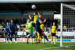 Kieran O'Hara of Burton Albion punches the ball clear - Mandatory by-line: Robbie Stephenson/JMP - 31/08/2019 - FOOTBALL - Pirelli Stadium - Burton upon Trent, England - Burton Albion v Bristol Rovers - Sky Bet League One