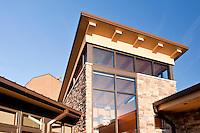 Broadmead SR. Living Center Dining Facility Exterior Image