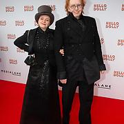 NLD/Rotterdam/20200308 - Premiere Hello Dolly, Jan Aarntzen en partner
