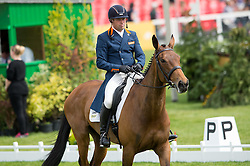Heffernan Andrew, (NED), Millthyme Corolla<br /> CCI4* - Mitsubishi Motors Badminton Horse Trials 2016<br /> © Hippo Foto - Jon Stroud<br /> 06/05/16