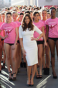 23.FEBRUARY.2012. LONDON<br /> <br /> LISA SNOWDON LAUNCHS VEET CAMPAIGN, BRITAINS GREATEST LEGS<br /> <br /> BYLINE: EDBIMAGEARCHIVE.COM<br /> <br /> *THIS IMAGE IS STRICTLY FOR UK NEWSPAPERS AND MAGAZINES ONLY*<br /> *FOR WORLD WIDE SALES AND WEB USE PLEASE CONTACT EDBIMAGEARCHIVE - 0208 954 5968*