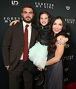 Alex Roe, Abby Ryder Forston and Director Bethany Ashton Wolf