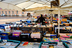 Street market in the Place de Capitol, Toulouse, France<br /> <br /> (c) Andrew Wilson | Edinburgh Elite media
