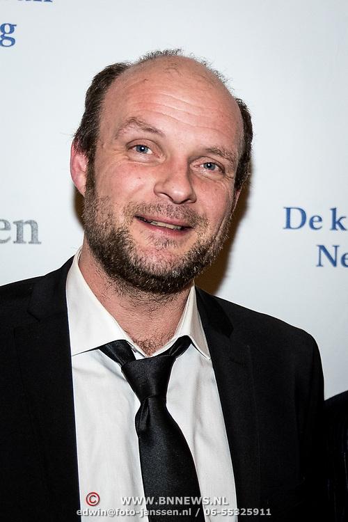 NLD/Amsterdam/20191211 - Hendrik Groen-voorstelling in premiere, ...........