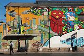GREECE - ATHENS GRAFFITI