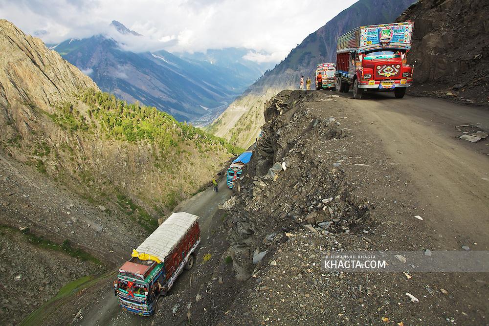 Zoji La Pass, Kashmir