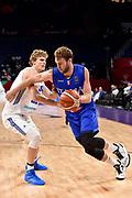 Nicolo Melli<br /> Nazionale Italiana Maschile Senior<br /> Eurobasket 2017 - Final Phase - Round of 16<br /> Finlandia Italia Finland Italy<br /> FIP 2017<br /> Istanbul, 09/09/2017<br /> Foto M.Ceretti / Ciamillo - Castoria