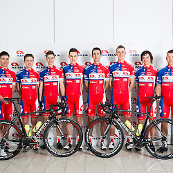 20160215: SLO, Cycling - Continental team KK Adria Mobil