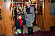 WILF WHEELER; HERMIONE NORRIS, CIRQUE DU SOLEIL LONDON PREMIERE OF VAREKAI. Royal albert Hall. 5 January 2009