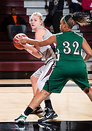 January 13, 2011: The Oklahoma Baptist University Bison play against the Oklahoma Christian University Lady Eagles at the Eagles Nest on the campus of Oklahoma Christian University.