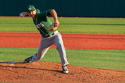 NORMAL, IL - April 08: Travis Martizia during a college baseball game between the ISU Redbirds  and the Sacramento State Hornets on April 08 2019 at Duffy Bass Field in Normal, IL. (Photo by Alan Look)
