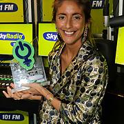 NLD/Naarden/20120307 - Uitriking Sky Radio Powervouwen Awards 2012, Danie Bles