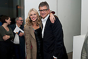 DONNA AIR; JAY JOPLING, Nothing Matters. Damien Hirst exhibition. White Cube. Mason's Yard. London. 24 November 2009