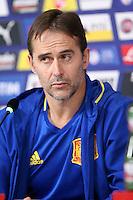 Julen Lopetegui allenatore della Spagna