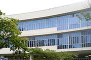 Belo Horizonte_MG, Brasil...biblioteca publica estadual Luiz de Bessa, localizada na Praca da Liberdade...The state public library Luiz de Bessa, located in Praca da Liberade...Foto: LEO DRUMOND / NITRO