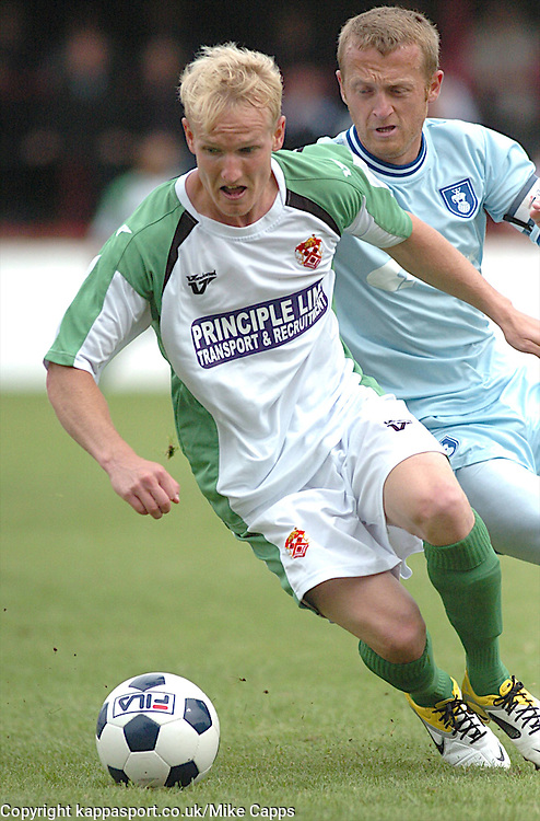 MARCUS KELLY, KETTERING TOWN, Kettering Town v Coventry City FC, Pre Season Friendly, Saturday 23rd July 2011