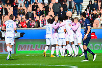 Joie Evian - 18.01.2015 - Paris Saint Germain / Evian Thonon - 21eme journee de Ligue 1<br />
