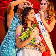 The New 2018 Miss West Texas Outstanding Teen Daniella Correa being crowned at the 2018 Miss El Paso America Beauty Pageant, El Paso Texas March 3, 2018 , Andres Acosta / El Paso Herald-Post