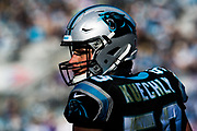 December 10, 2017: Minnesota vs Carolina. Luke Kuechly