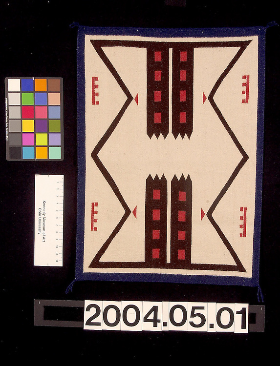 16320Contemporary Navajo Weavings: Kennedy Museum of Art