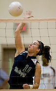 20070911 Weddington Volleyball