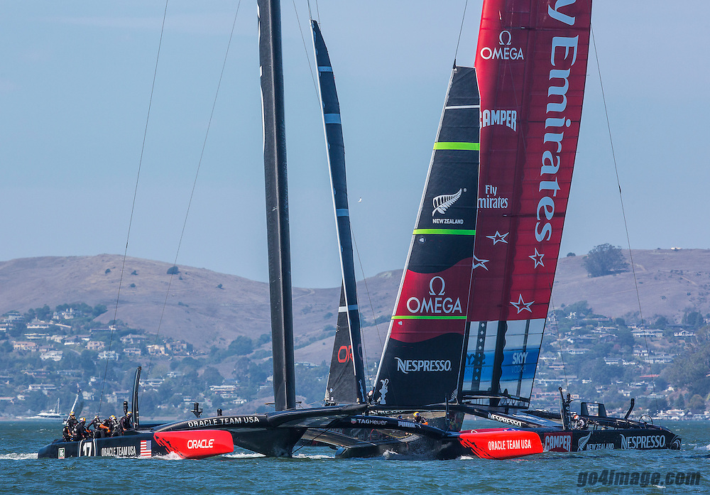 Race 18<br /> <br /> 2013 America's Cup