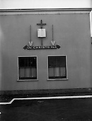 1957 - Exteriors of The Catholic Workers College in Sandford Lodge, Ranelagh