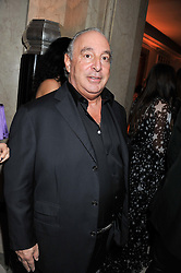 SIR PHILIP GREEN at the Harper's Bazaar Women of the Year Awards 2011 held at Claridge's, Brook Street, London on 7th November 2011.