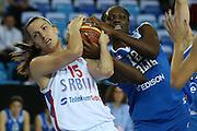 DESCRIZIONE : Orchies 26 giugno 2013 Eurobasket 2013 femminile<br /> Italia Nazionale Femminile Serbia<br /> GIOCATORE : wabara<br /> CATEGORIA : <br /> SQUADRA : Italia Nazionale Femminile <br /> EVENTO : Eurobasket 2013<br /> Italia Nazionale Femminile Serbia<br /> GARA : Italia Nazionale Femminile Serbia<br /> DATA : 26/06/2013<br /> SPORT : Pallacanestro <br /> AUTORE : Agenzia Ciamillo-Castoria/ElioCastoria<br /> Galleria : Eurobasket 2013<br /> Fotonotizia : Orchies 27 giugno 2013 Eurobasket 2013 femminile<br /> Italia Nazionale Femminile Serbia<br /> Predefinita :