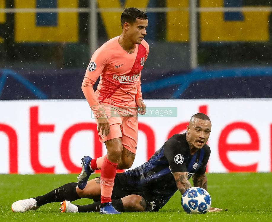 صور مباراة : إنتر ميلان - برشلونة 1-1 ( 06-11-2018 )  20181106-zaa-n230-756