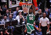 MILANO 6 OTTOBRE 2015<br /> NBA GLOBAL GAMES<br /> EA7 MILANO - BOSTON CELTICS<br /> NELLA FOTO AMIR JOHNSON<br /> FOTO CIAMILLO<br /> provvisorio