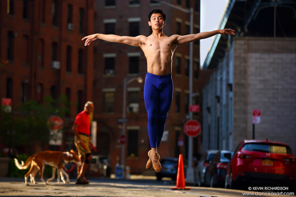 Dance As Art Photography Project- Dumbo Brooklyn, New York with dancer, Carlos Diaz