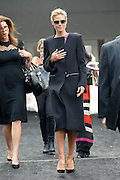Sept. 5, 2014 - New York, NY, USA - September 5, 2014 <br /> <br /> Heidi Klum attending the Project Runway Season 13 Finale Show during Mercedes-Benz Fashion Week Spring 2015 at The Theatre at Lincoln Center on September 5, 2014 in New York City<br /> ©Exclusivepix
