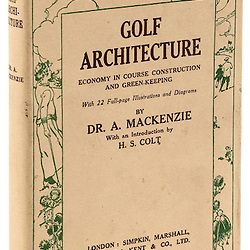 8: GOLF ARCHITECTURE & DESIGN