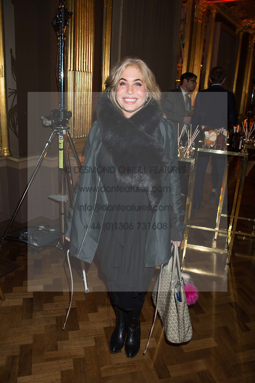 BRIX SMITH START at the Cointreau Creative Crew Launch at the Cafe Royal, Regent's Street, London on 27th October 2015.