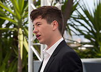 Barry Keoghan photographing the photographers at The Killing of a Sacred Deer  film photo call at the 70th Cannes Film Festival Monday 22nd May 2017, Cannes, France. Photo credit: Doreen Kennedy