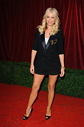Denise Van Outen at The British Soap Awards  in London , Saturday 28th April 2012.  Photo by: Chris Joseph / i-Images