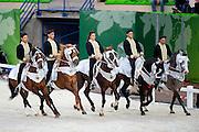 Alltech, FEI, World Equestrian Games, WEG, Jeux Equestres Mondiaux, JEM, Normandy, France, Horse, Equestrian,Opening Ceremony - Alltech FEI World Equestrian Games™ 2014 - Normandy, France.<br /> © Hippo Foto Team - Jon Stroud<br /> 24/06/14