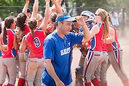 2015 Goshen High School softball