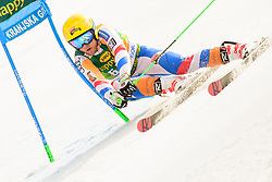 March 9, 2019 - Kranjska Gora, Kranjska Gora, Slovenia - Maarten Meiners of Nederland in action during Audi FIS Ski World Cup Vitranc on March 8, 2019 in Kranjska Gora, Slovenia. (Credit Image: © Rok Rakun/Pacific Press via ZUMA Wire)