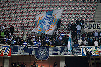 Supporters OM - 23.01.2015 - Nice / Marseille - 22eme journee de Ligue 1<br />