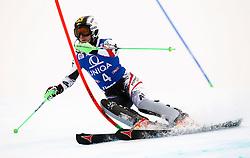29.12.2013, Hochstein, Lienz, AUT, FIS Weltcup Ski Alpin, Damen, Slalom 1. Durchgang, im Bild Kathrin Zettel (AUT) // Kathrin Zettel of (AUT) during ladies Slalom 1st run of FIS Ski Alpine Worldcup at Hochstein in Lienz, Austria on 2013/12/29. EXPA Pictures © 2013, PhotoCredit: EXPA/ Oskar Höher