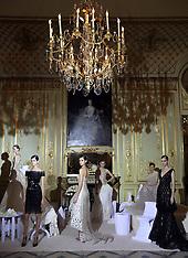 Rami Al Ali S/S 2012 couture show