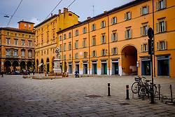 General view of the Piazza Galvani, Bologna, Italy<br /> <br /> (c) Andrew Wilson | Edinburgh Elite media