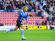 Wigan Athletic v Birmingham City 300814