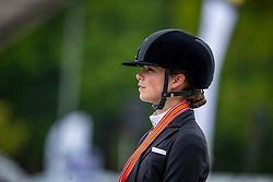 Van Zwambagt Febe, NED<br /> Nederlands Kampioenschap Dressuur - Ermelo 2019<br /> © Hippo Foto - Dirk Caremans