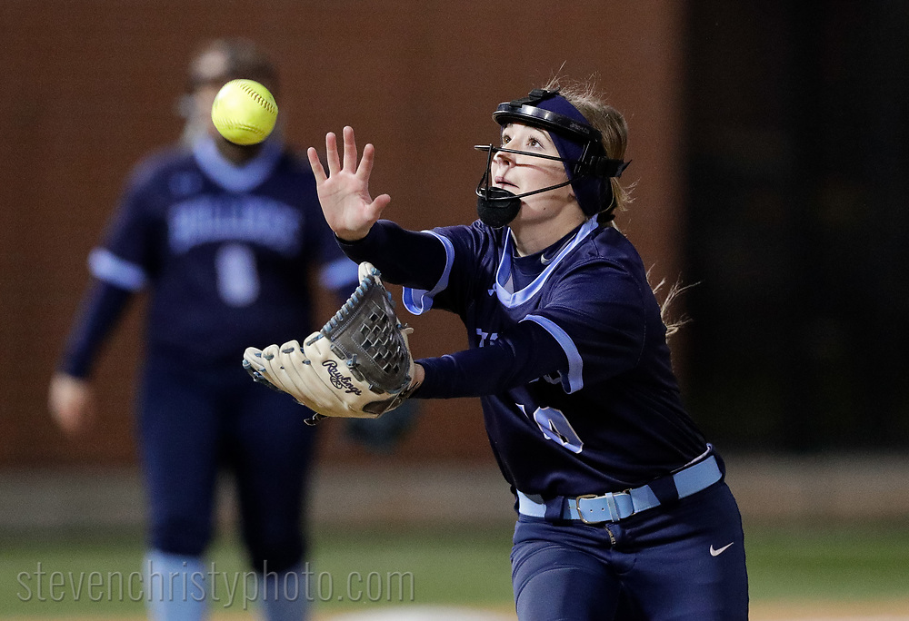 February 7, 2020: The Southwestern Oklahoma State University Bulldogs play against the Oklahoma Christian University Lady Eagles in the Edmond Regional Festival at Tom Heath Field at Lawson Plaza on the campus of Oklahoma Christian University.