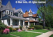 Homes, suburbs of Pittston, Luzerne Co., PA