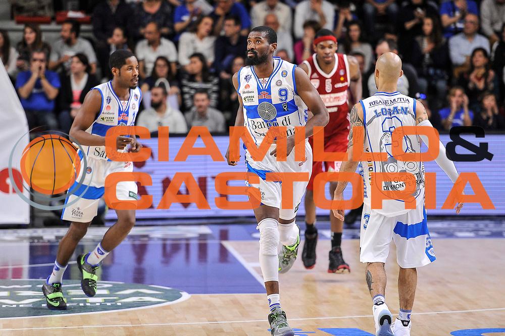 DESCRIZIONE : Campionato 2014/15 Dinamo Banco di Sardegna Sassari - Openjobmetis Varese<br /> GIOCATORE : Shane Lawal<br /> CATEGORIA : Ritratto<br /> SQUADRA : Dinamo Banco di Sardegna Sassari<br /> EVENTO : LegaBasket Serie A Beko 2014/2015<br /> GARA : Dinamo Banco di Sardegna Sassari - Openjobmetis Varese<br /> DATA : 19/04/2015<br /> SPORT : Pallacanestro <br /> AUTORE : Agenzia Ciamillo-Castoria/L.Canu<br /> Predefinita :